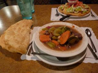 Junction Restaurant in Chinle, Az.