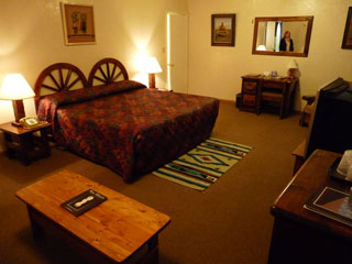 Presidential Suite at Hotel El Rancho