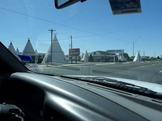Wigwam Motel in Holbrook, Az. along Route 66