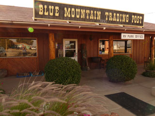Blue Mountain RV Park & Trading Post