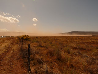Wind storm brewing