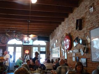 Maxine's Restaurant in Bastrop, Tx.