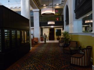 Hotel ICON interior