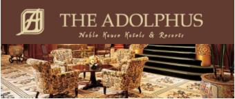 The Adolphus in Dallas