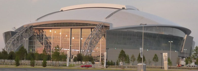 Dallas Cowboys Stadium at Arlington, Texas