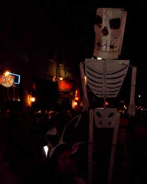 Austin Texas Halloween Sixth Street