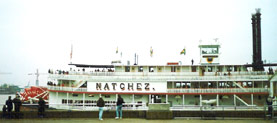 Natchez, grand belle of the bluff