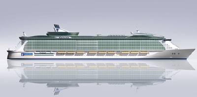 Project Genesis - Royal Carribean's new cruise ships to be the largest ever built