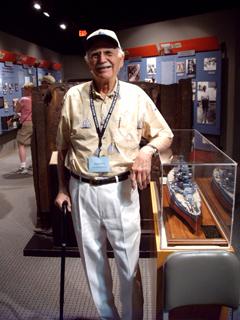 Quinton Pyle WWII veteran