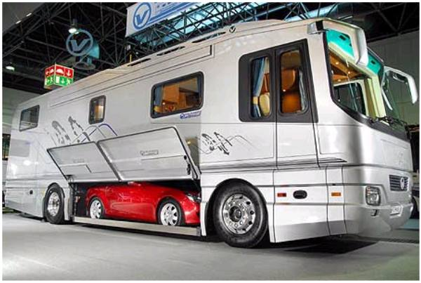 Volkner Mobil RV (sportscar optional)