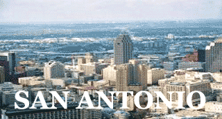 San Antonio, most popular travel destination in Texas