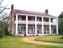 Springfield Plantation, circa 1791