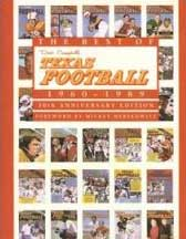 The Best of Dave Campbell's Texas Football - Signed