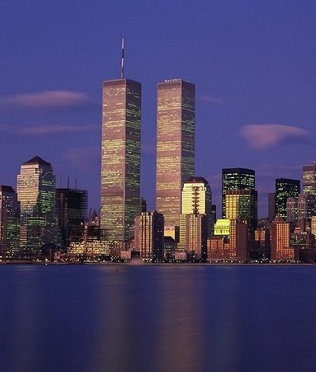 Twin Towers pre 9/11