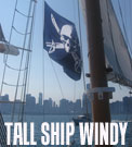 Tall Ship Windy- featured on Southpoint.com