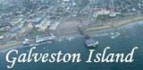 Galveston, voted top attraction destination in Texas