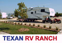 Located in the country near Dallas/Fort Worth: Texan RV Ranch