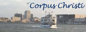 Corpus Christi, home to the USS Lexington, the Texas State Aquarium, and more