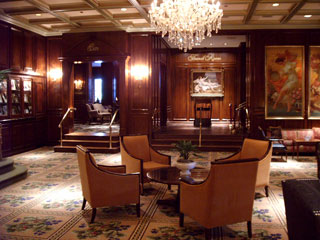 Lobby of The Adolphus