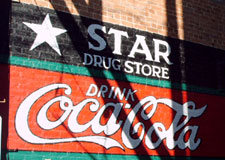 Star Drug Store in Galveston - oldest drug store in Texas