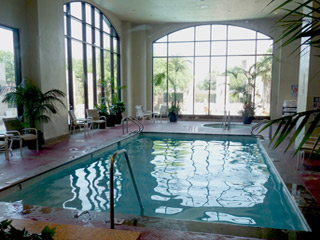Omni San Antonio Hotel At The Colonnade Feature Texas