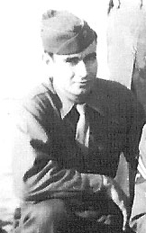 My Dad at age 24 in Rome during WWII